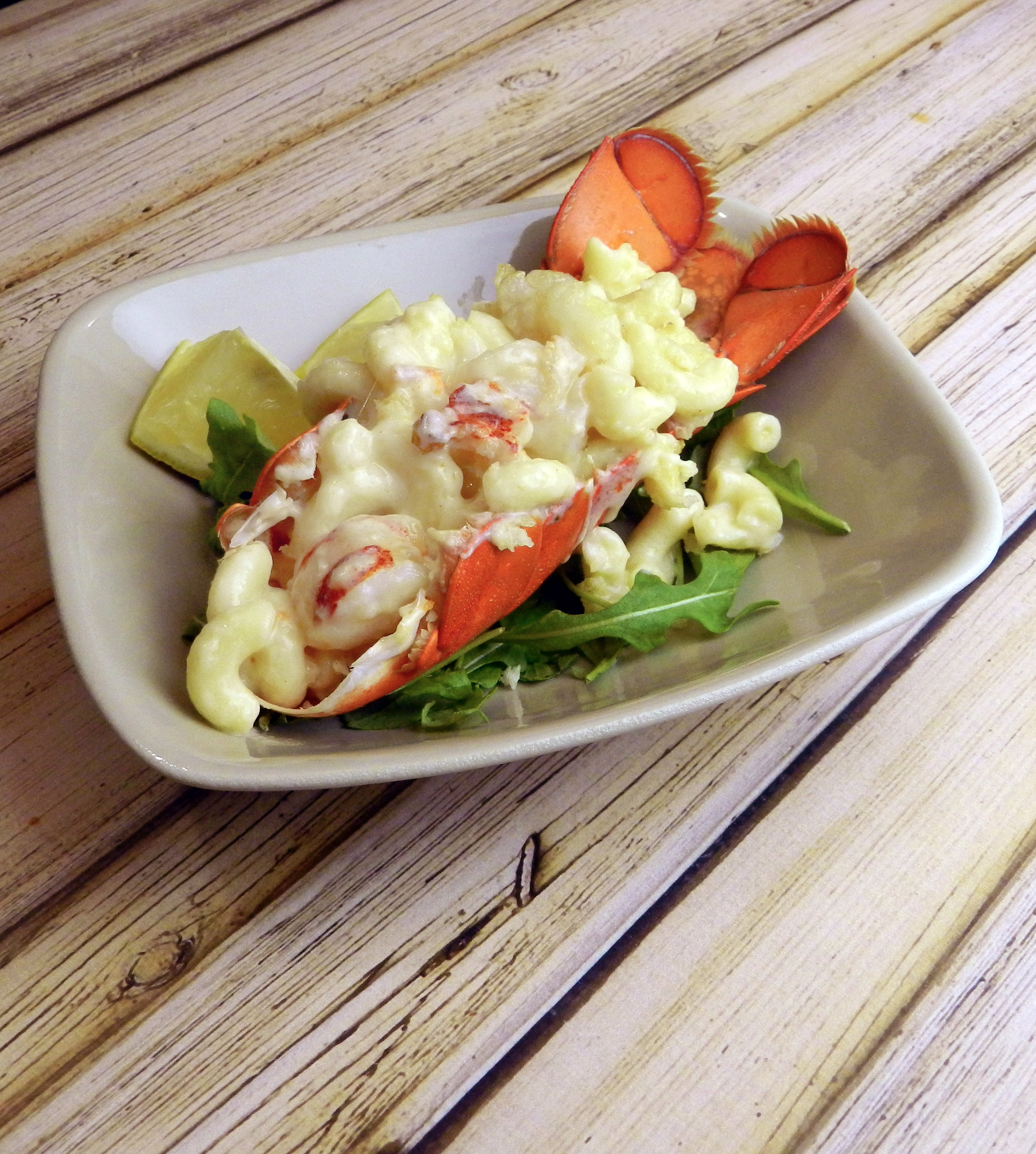 lobster mac and cheese - discovery cooking